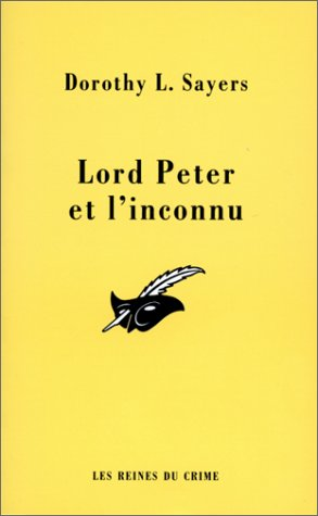 9782702429624: Lord Peter et l'inconnu