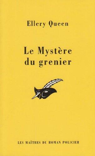 9782702429914: le mystere du grenier