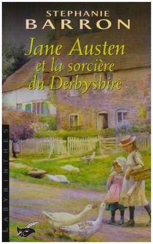 9782702432143: Jane Austen et la Sorcière du Derbyshire