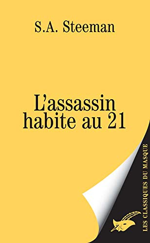 9782702432914: L'assassin habite au 21 (French Edition)