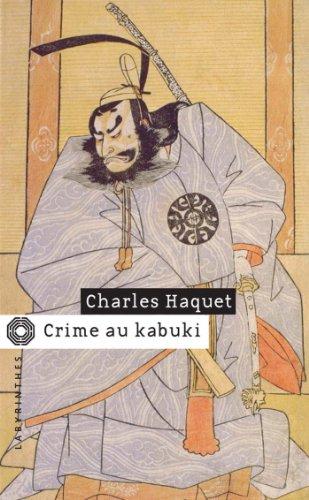 9782702432921: Crime au kabuki