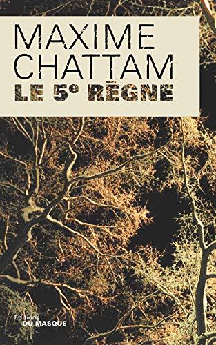 9782702433003: Le 5e règne (Le Masque)