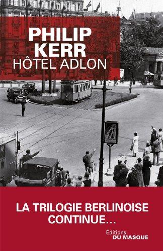 9782702434949: Hôtel Adlon (Grands Formats)
