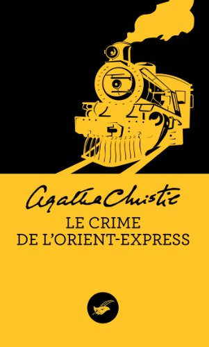 9782702436332: Le Crime De L'Orient-Express (French Edition)
