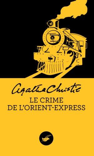 9782702436332: Le Crime De L'Orient-Express (French Edition)
