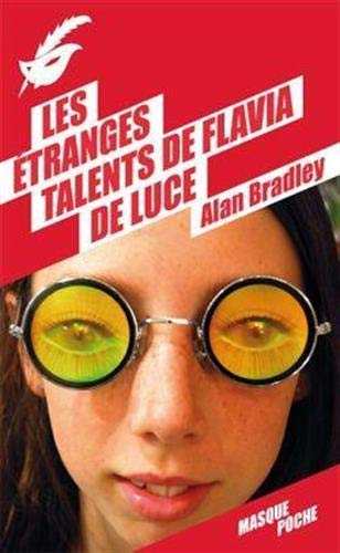 9782702438244: Les étranges talents de Flavia de Luce