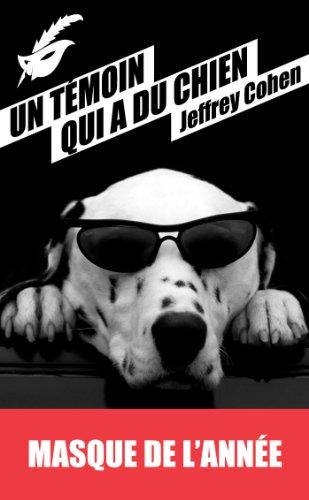 9782702439173: Un témoin qui a du chien - Masque de l'année