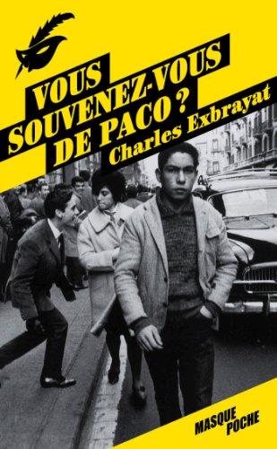 VOUS SOUVENEZ-VOUS DE PACO: EXBRAYAT CHARLES