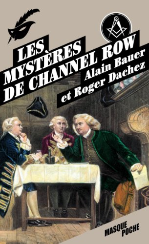 9782702439234: Les Mysteres Du Channel Row (French Edition)
