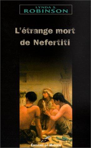 9782702497036: L'étrange mort de Néfertiti