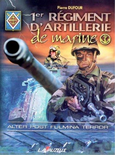 9782702512814: 1er régiment d'artillerie de marine