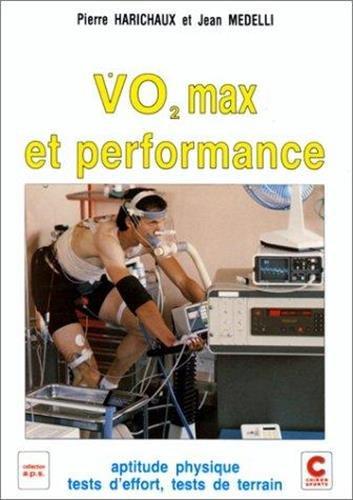 9782702704080: Vo 2 max. et performance