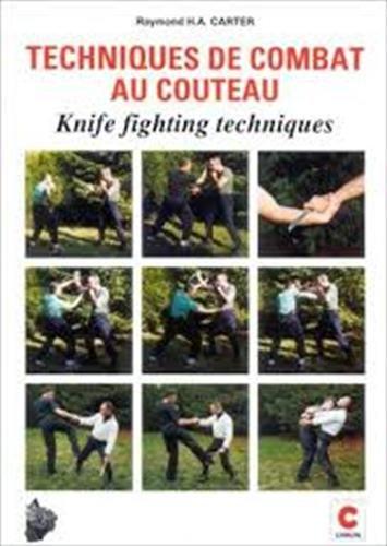 9782702705421: Techniques de combat au couteau / Knife Fighting Techniques