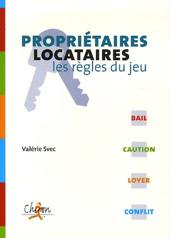 9782702710852: Proprietaires / locataires (French Edition)