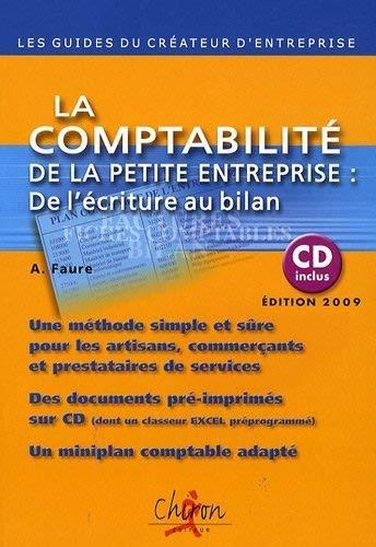 9782702712719: La comptabilite de la petite entreprise (French Edition)