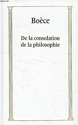 9782702804469: De la consolation de la philosophie