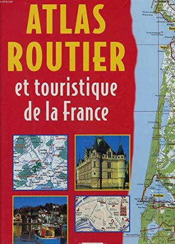 9782702809839: ATLAS ROUTIER et touristique de la France