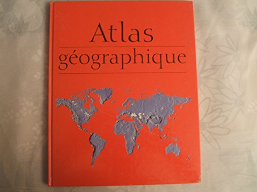 9782702811191: Atlas geographique