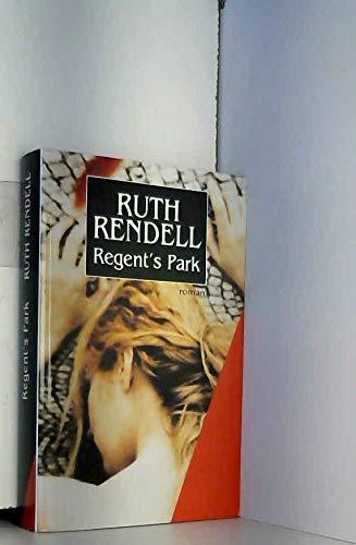 9782702812259: Regent's Park