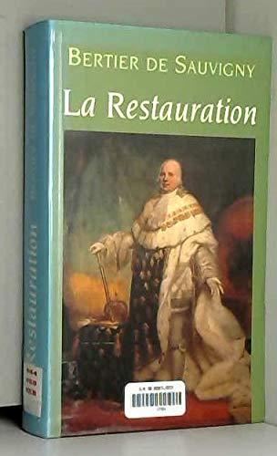 9782702813515: La Restauration