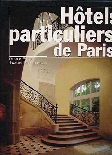Hotels particuliers de Paris (9782702817889) by [???]
