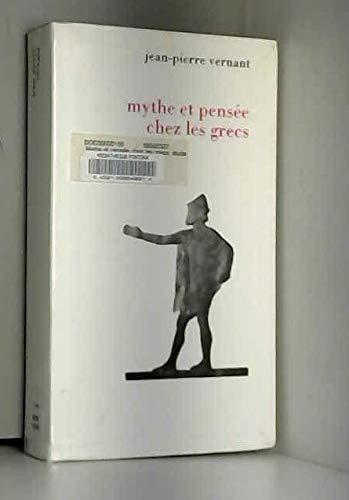 9782702820261: Mythe et pensée chez les Grecs : études de psychologie historique