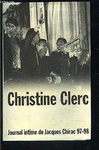 9782702820940: Le suicide: Juillet 1997-mai 1998 (Journal intime de Jacques Chirac. )
