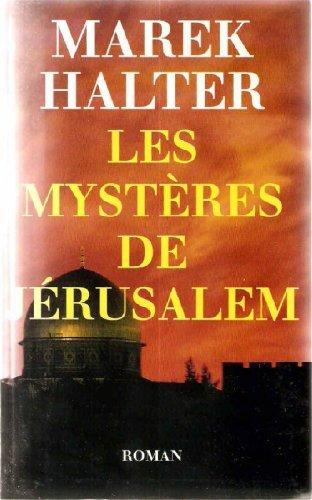 9782702831410: Les mystères de Jérusalem