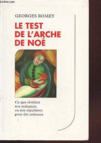 9782702831885: Le test de l'arche de Noé