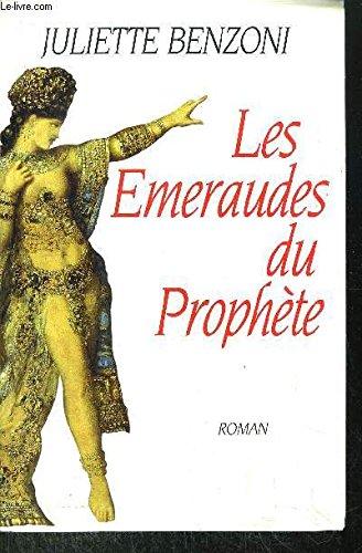 9782702834053: Les émeraudes du prophète