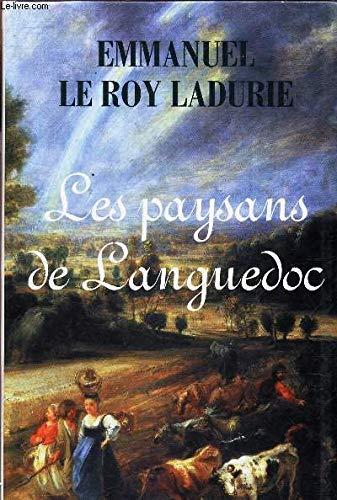 9782702834398: Les paysans de Languedoc