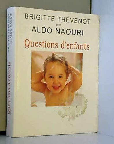9782702835869: Questions d'enfants