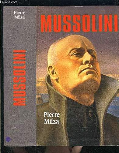 9782702836569: Mussolini