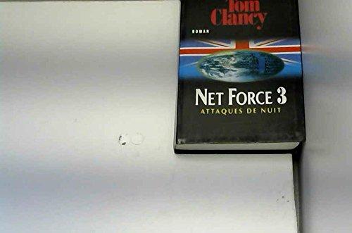 9782702840658: Attaques de nuit (Net force.)