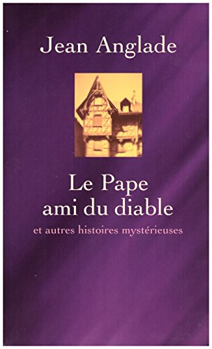 9782702851395: Le pape ami du Diable : Et autres histoires myst�rieuses