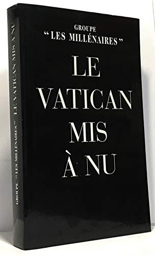 9782702851784: Le Vatican mis à nu