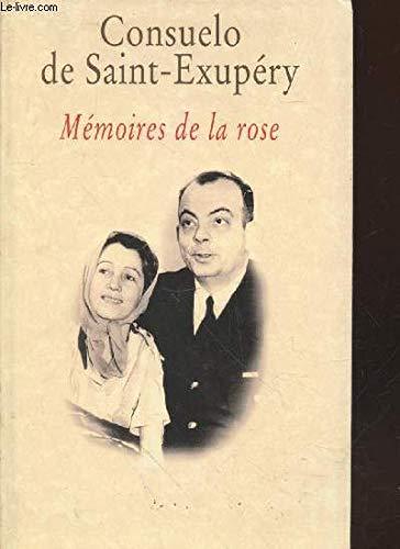 9782702854242: Mémoires de la rose
