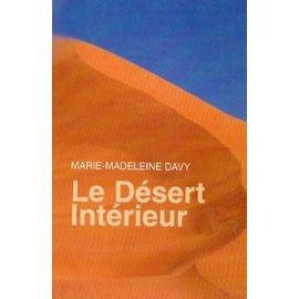9782702861042: Le désert intérieur