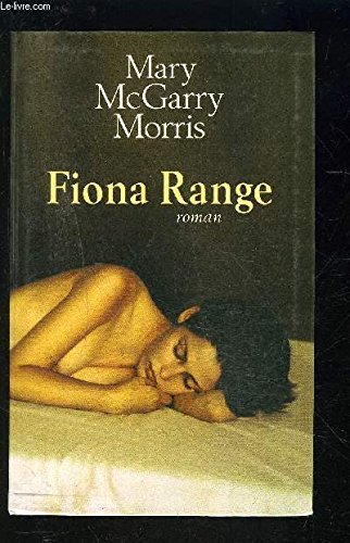 9782702861738: Fiona Range 1ST Edition