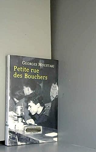 9782702863954: Petite rue des Bouchers