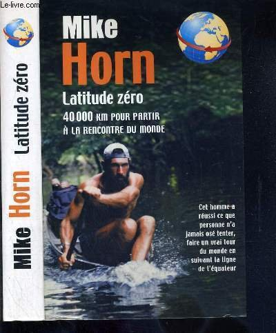 Latitude z?ro : 40000 km pour partir