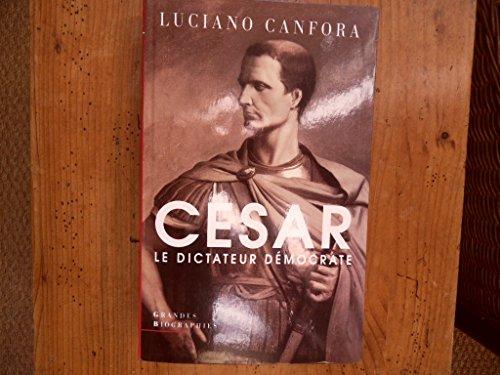 9782702866160: Jules César : Le dictateur démocrate