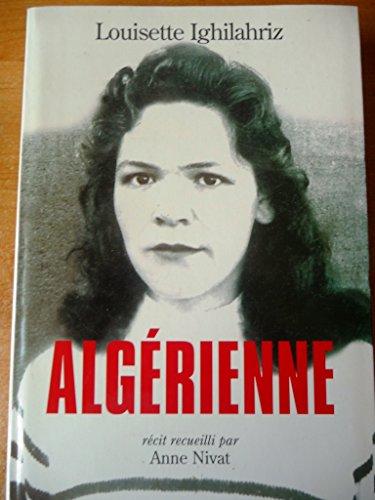 9782702866269: Algérienne
