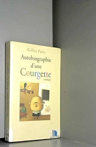 9782702869406: Autobiographie d'une Courgette