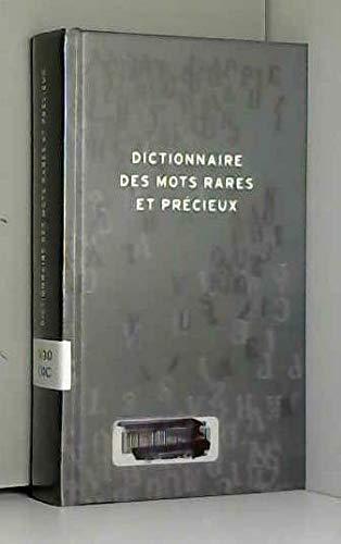 9782702870075: Dictionnaire des mots rares et précieux