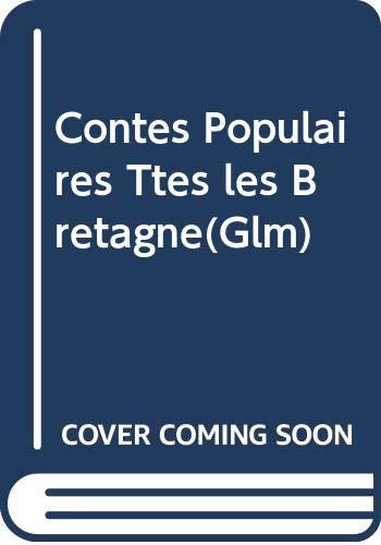 Contes Populaires Ttes les Bretagne(Glm) [Jul 03,