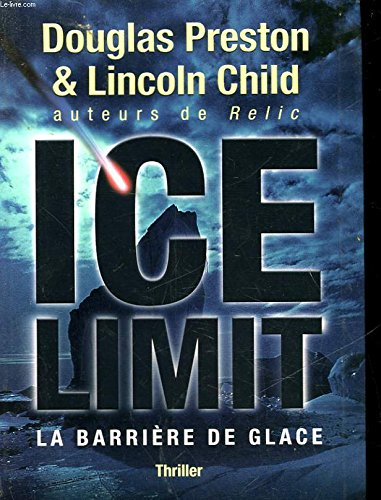 9782702871430: Ice limit