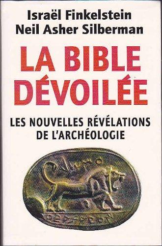 9782702872543: La Bible dévoilée