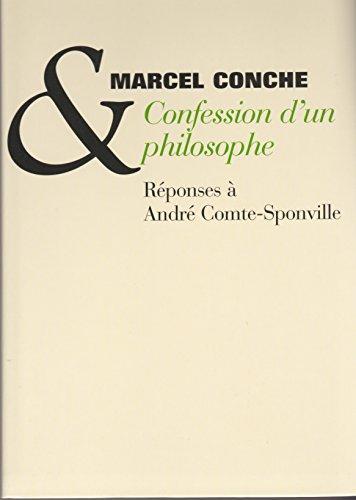 9782702881361: Confession d'un philosophe