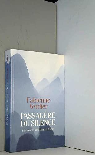 9782702886359: Passagère du silence